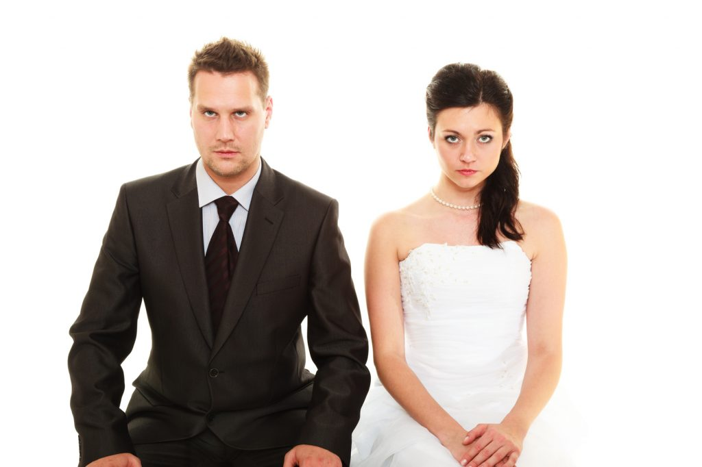 The future success of a marriage may be identified by these 5 factors